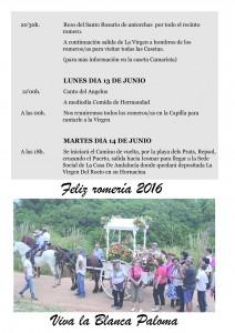 PROGRAMA romeria16-03