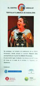 Tertulia flamenca de Badalona