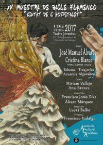 muestra de baile flamenco 2017 web