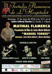 Tertulia Flamenca